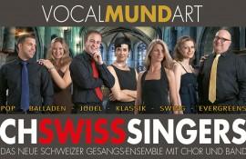 CH SWISS-SINGERS im Fernsehen