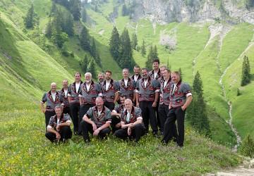 Filmaufnahmen Jodlerklub Wiesenberg