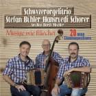 Schwyzerörgelitrio Stefan Bühler-Hansruedi Schorer am Bass Hardy Mischler