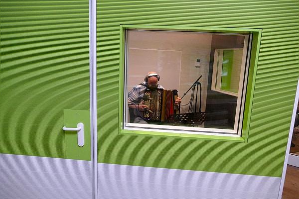 am musizieren