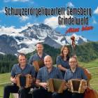 Schwyzerörgeliquartett Gemsberg Grindelwald